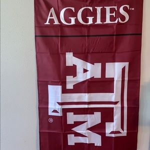 ATM Aggie Texas A&M Flag 3'x5' New in Bag